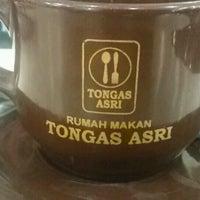 Photo taken at Rumah Makan Tongas Asri by F Ari Wibowo on 10/6/2016