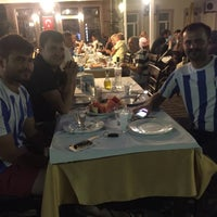 Photo taken at Cunda Ada Restaurant by Semih Ö. on 8/20/2016