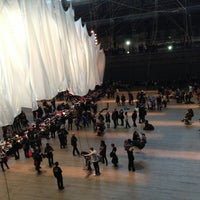Photo taken at Park Avenue Armory by Jorge O. on 1/6/2013