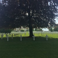 Photo taken at Henri-Chapelle American Cemetery and Memorial by Elke D. on 5/11/2016