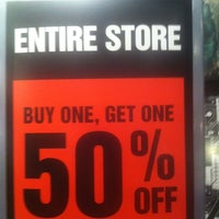 Photo taken at Hot Topic by John C. on 8/20/2013