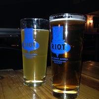 Photo taken at R.I.O.T. In Old Town by Holly M. on 4/23/2014