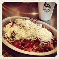 Photo taken at Chipotle Mexican Grill by Michael R. on 4/6/2013