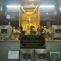 Photo taken at Wat Krok Krak by Nuchjung on 11/14/2016