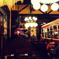Photo taken at The Old Spaghetti Factory by Yusuke T. on 12/5/2012