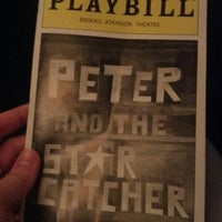 Photo taken at Peter and the Starcatcher by Vanessa T. on 12/22/2012