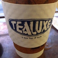 Photo taken at Tealuxe by Jesse D. on 10/14/2013