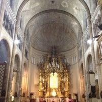 Photo taken at Església de Sant Nicolau by Laš L. on 4/22/2013