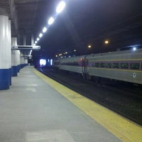 Photo taken at Providence Train Station (PVD) - MBTA & Amtrak by Macy on 6/15/2013