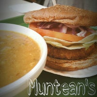 Photo taken at Muntean's Sandwiches and Soups by Rob S. on 3/5/2015