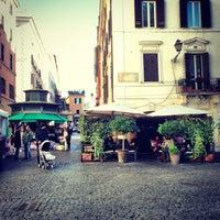 Photo taken at Piazza della Madonna dei Monti by Stefano C. on 12/30/2012