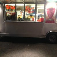 Photo taken at Al Pastor Taco Truck by Arnie T. on 10/1/2012