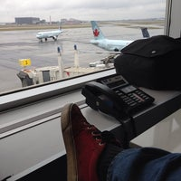 Photo taken at Maple Leaf Lounge (Domestic) by Hugh M. on 11/10/2013