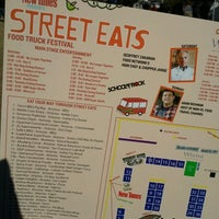 Photo taken at Street Eats Food Truck Festival by Syna P. on 1/12/2013
