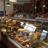 Photo taken at Upper Crust Bakery by Josh C. on 3/14/2014