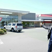 Photo taken at Rotorua Central Mall by Andy S. on 11/1/2015