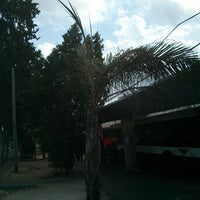 Photo taken at Central Bus  Station Petah Tikva by Omri S. M. W. on 10/18/2013