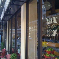 Photo taken at Bread and Cocoa by Bread and Cocoa on 9/10/2014