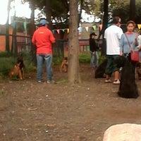 Photo taken at Adiestramiento Canino ORFEGUS by Viry C. on 9/14/2014