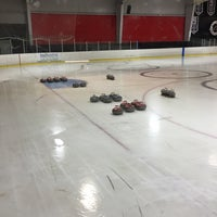 Photo taken at Marietta Ice Center (MIC) by Michael S. on 3/26/2015