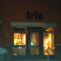 Photo taken at Café Trio by Connie on 11/13/2012