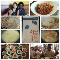 Photo taken at Seoul Garden by MzJulie N. on 9/1/2014