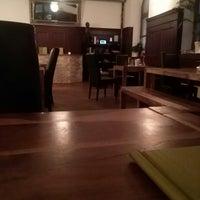 Photo taken at Café am Gollierplatz by JoS on 9/10/2013