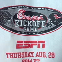 Photo taken at Chick-fil-A by Sarah M. on 7/29/2014