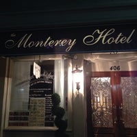 Photo taken at The Monterey Hotel by 이명박가카 on 8/10/2014