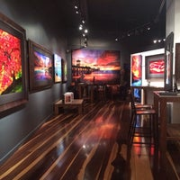 Photo taken at Peter Lik Fine Art Gallery by Pavlo G. on 12/12/2013