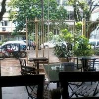 Photo taken at Café da Oca by Jacqueline O. on 10/9/2012