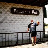 Photo taken at Donovan's Pub by Al P. on 8/6/2016