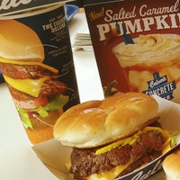 Photo taken at Culver's by Al P. on 10/13/2014