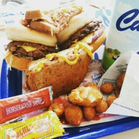 Photo taken at Culver's by Al P. on 5/15/2015