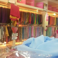 Photo taken at Ariani Boutique ( Scarf & Shawl ) by emma l. on 7/13/2014