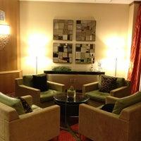 Photo taken at Renaissance Charlotte SouthPark Hotel by Diana on 10/21/2013