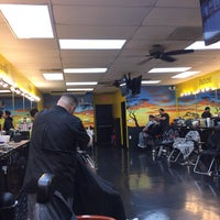 Photo taken at Extravagant Cuts Barber Shop by Barber BiGG V. on 4/15/2015