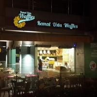 Photo taken at Kemal Usta Waffles by Kemal Usta Waffles on 9/12/2013