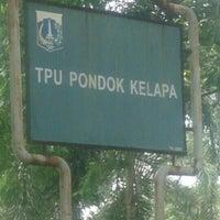 Photo taken at TPU Pondok Kelapa by Eddy E. on 4/2/2016