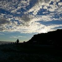 Photo taken at Pantai Pandawa (Pandawa Beach) by Dharma P. on 3/13/2013