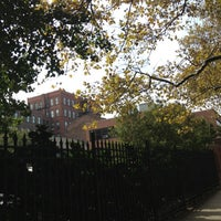 Photo taken at Pratt Institute by Leeza D. on 10/17/2012