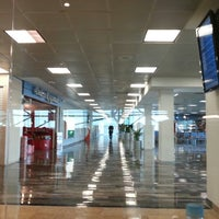 Photo taken at Monterrey International Airport (MTY) by Lot N. on 3/1/2013