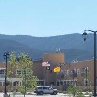 Photo taken at Taos, NM by Chris G. on 8/31/2014