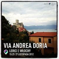 Photo taken at Doria Park Hotel by Roman K. on 11/27/2012