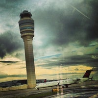 Photo taken at Hartsfield-Jackson Atlanta International Airport (ATL) by Albert C. on 7/5/2013