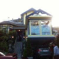 Photo taken at Asteras Greek Taverna by Donna L. on 9/7/2013