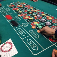Photo taken at Seven Luck Casino by Gökhan K. on 10/26/2014