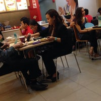 Photo taken at Chowking by Brian A. on 5/19/2014