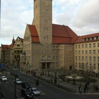 Photo taken at Rathaus Berlin-Neukölln by Frau P. on 11/11/2013