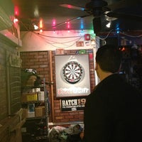 Photo taken at Lucky 7 Tavern by Chris S. on 3/8/2014